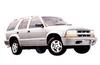 「シボレー・ブレイザー」の2002年モデル発表