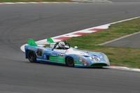 「正調マトラ節」で筆者をシビれさせた1972年「マトラMS670」。1972年のルマンで、地元フランス車としては22年ぶりに勝ち、以後3連覇を成し遂げたマシン。レインタイヤの備えがなく土曜は走れなかったため、総合順位はなし。