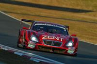 SUPER GT選手権2013年シーズンの覇者、No.38 ZENT CERUMO SC430。スプリントカップの戦いぶりは……?