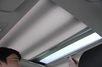 【Movie】「メルセデスベンツAクラス」の和風ルーフ!?
