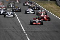 第11戦ハミルトン3勝目、しかしマクラーレン無得点【F1 07】