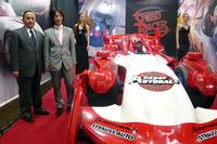 映画『スピード・レーサー』に横浜ゴムとオートバックスが製作協力【東京オートサロン08】