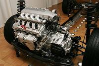 ボルボ XC90 V8(6AT)【海外試乗記】の画像