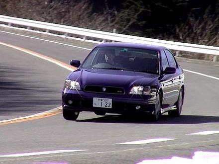 スバル・レガシィB4RSタイプB(5MT)【ブリーフテスト】