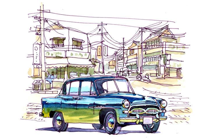 第4回:純日本車発進! トヨペット・クラウン<1955年><br />自動車産業の礎を築いた自主開発モデル