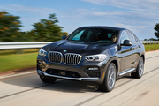 BMW X4 xDrive30i(4WD/8AT)/X4 xDriveM40d(4WD/8AT)【海外試乗記】