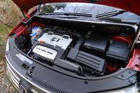 【スペック】ハイライン:全長×全幅×全高=4420×1795×1660mm/ホイールベース=2675mm/車重=1630kg/駆動方式=FF/1.4リッター直4DOHC16バルブインタークーラー付きターボ+スーパーチャージャー(170ps/5600rpm、24.5kgm/1500-4000rpm)/価格=325万円(テスト車=352万9610円/MMS=25万2000円/ETC=2万7610円)