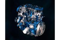 新型「クーガ」に搭載される、1.6リッター直噴ターボエンジン。
