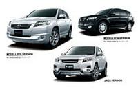 トヨタモデリスタ、新型SUV「ヴァンガード」のカスタムパーツ発売の画像