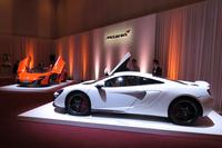 ニューモデルの投入に加え、ディーラー網の拡充もマクラーレンが力を入れているポイント。日本では2015年4月に福岡ショールームの開設がアナウンスされた。