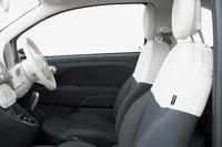 「フィアット500」の限定車「クラシカ」発売の画像