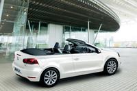VWゴルフカブリオレに華やかな特別仕様車の画像
