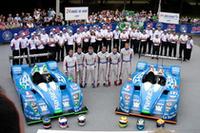 チームは今年、100%ニューカーのペスカローロ・ジャッドでレースに臨む。ドライバーは6人ともフランス人だ。