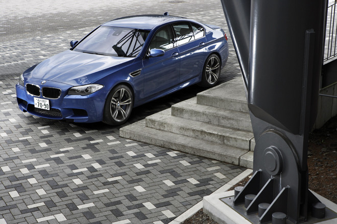 BMW M5(FR/7AT)【試乗記】