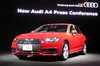 アウディ、主力モデルの新型A4を日本で発表