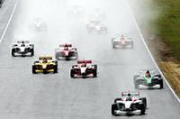 【FN2005】第3戦SUGO、本山、荒れたレースで今季初勝利!の画像