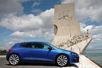 独VW、新型シロッコをまもなく発売