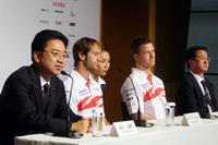 トヨタF1チーム、お膝元GPを前に抱負を語る【F1 07】