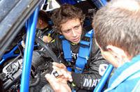 F1フェラーリ入りを諦めたモトGPの王者、バレンティーノ・ロッシは11位で完走。
