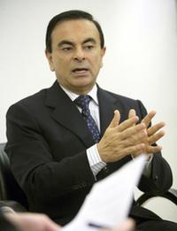 「ルノー」の会長兼CEO、カルロス・ゴーン氏。