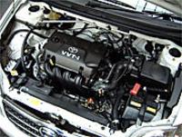 トヨタ・カローラ1.3X(4AT)【ブリーフテスト】の画像