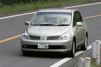 日産ティーダラティオ 18G (FF/CVT)【ブリーフテスト】の画像