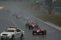 【FN 2006】開幕戦富士、雨で中断、僅か2周でレース成立の画像
