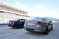 BMW Mモデル試乗会