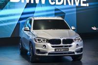「BMWコンセプトX5 eDrive」