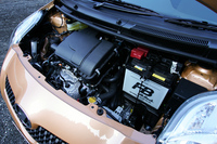 トヨタ ヴィッツ1.0F(CVT)【ブリーフテスト】の画像