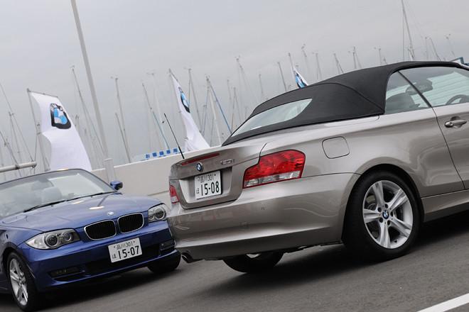 BMW120iカブリオレ(FR/6AT)【試乗速報】