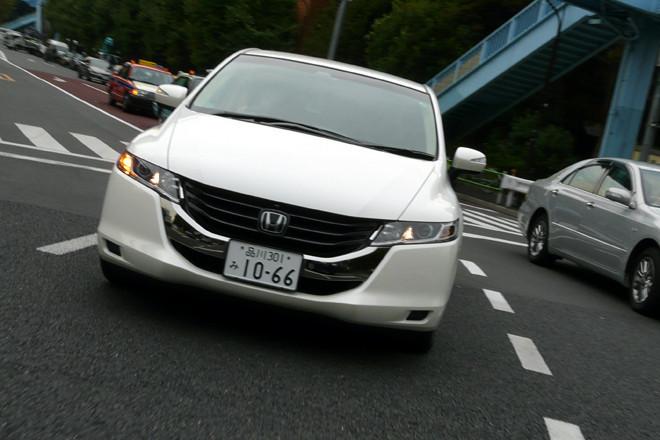 ホンダ・オデッセイLi(FF/CVT)/アブソルート(FF/5AT)【試乗記】