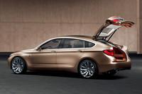 BMW5シリーズのハッチバック「グラントゥーリスモ」登場【ジュネーブショー09】の画像