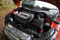 CWZ型2リッター直4ターボエンジン(231ps)は「S3」用(285ps)をデチューンしたものという。