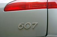 プジョー607コンフォート(4AT)【試乗記】の画像