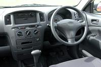 トヨタ・プロボックス1.5DX(4AT)【ブリーフテスト】の画像