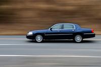 リンカーン・タウンカーSP(4AT)【試乗記】の画像