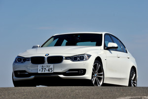 BMW 328iスポーツ(FR/8AT)【試乗記】