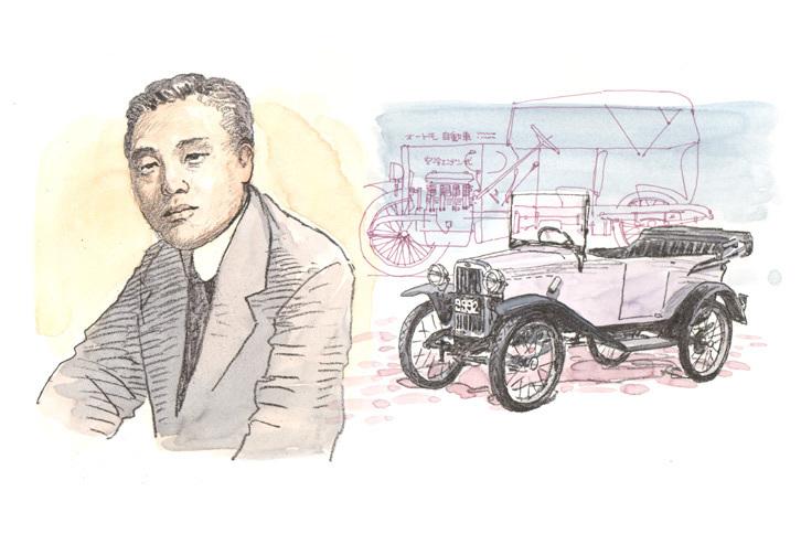 第9回:オートモ号の真実失敗と挫折から始まった日本自動車産業