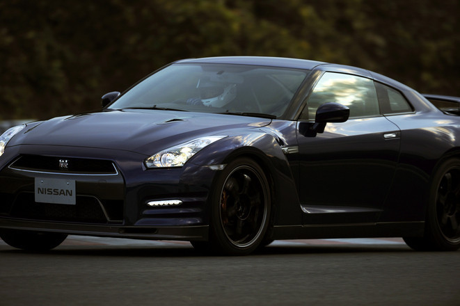 日産GT-R Pure edition For TRACK PACK(4WD/6AT)【試乗記】