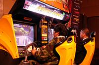 タイトーのレースゲーム「BATTLE GEAR3」発表の画像
