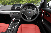 BMW120iクーペ(FR/6AT)【試乗記】の画像