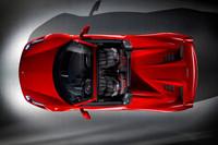 フェラーリ、「458スパイダー」を出展【フランクフルトショー2011】の画像