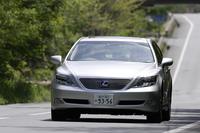 レクサスLS600h(4WD/CVT)/LS600hL(4WD/CVT)(後編)【短評】
