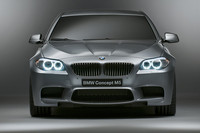 BMW、コンセプトM5を初公開【上海ショー2011】の画像