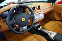 新型フェラーリ「カリフォルニア」&「599XX」、日本でお披露目の画像