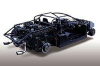 「光岡オロチ」、トヨタ製エンジン&トランスミッション搭載、シャシーは自社製の画像