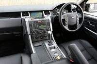 ランドローバー・レンジローバースポーツ・スーパーチャージド(4WD/6AT)【ブリーフテスト】の画像