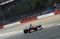 2010年秋のシンガポールGP以来となるポールポジションからスタートしたアロンソ。力強いペースで1位の座を守り、前戦から2連勝、そして今季初めて3勝したドライバーを目前にしていたが、最後のスティントで履いたソフトタイヤに苦戦し2位に甘んじた。フェラーリは僚友フェリッペ・マッサも好調で4位に終わっている。(Photo=Ferrari)