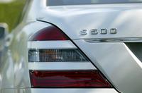 メルセデス・ベンツ S500【海外試乗記(前編)】の画像